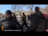 Национал-сепаратисты зверски калечат пленных милиционеров